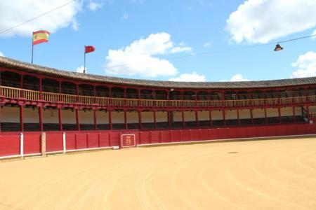 plaza de toros de toro