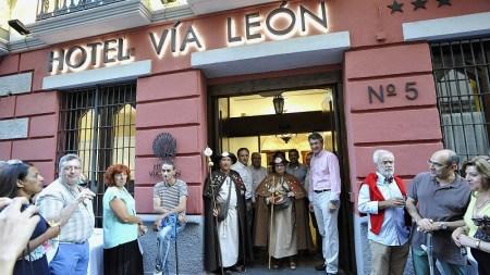 Fotografía: Hotel Vía León