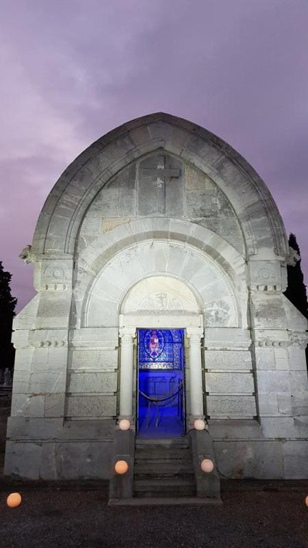 cementerio de León