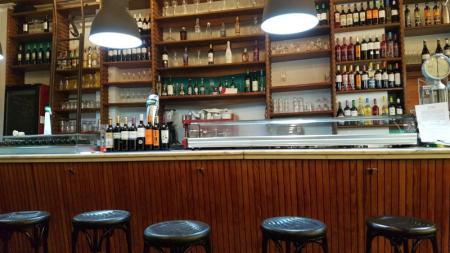 bar restaurante Puerto Chico