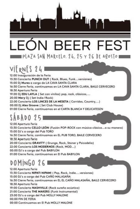 León Beer Fest