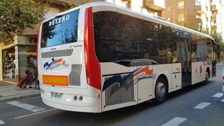 bus villaquilambre reyero