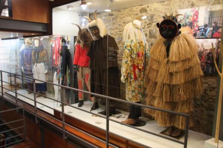 museo de la mascara y del traje ibérico bragança