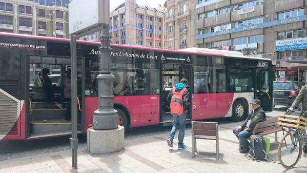 autobuses urbanos de león
