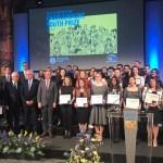 Ruta Inti, finalista español en el Premio Europeo Carlomagno