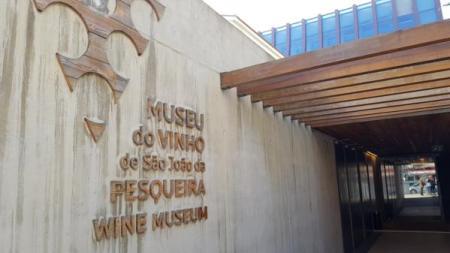 museo del vino de S. João da Pesqueira