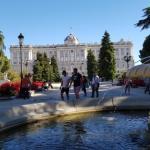 jardines de sabatini madrid