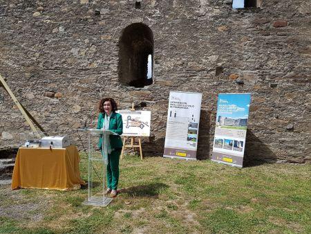rehabilitación castillo viejo ponferrada