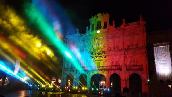 festival de luz y vanguardias