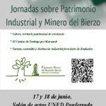 Jornadas patrimonio industrial y Minero
