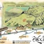 conjunto arqueológico de la guerra civil española de León de Peña Morquera