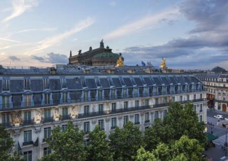 Intercontinental Paris Le Grand Hotel (París)