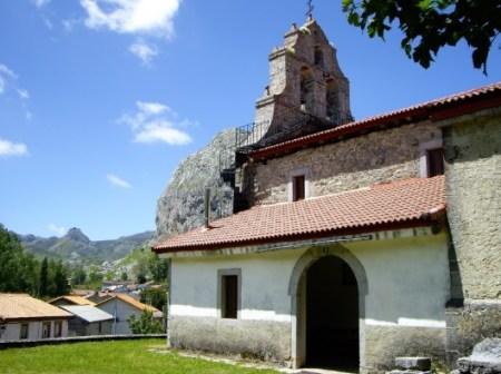 iglesia de maraña