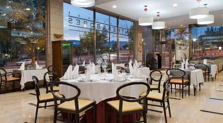 restaurante hotel elba almeria