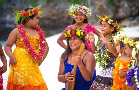 Islas Cook Te Maeva Nui