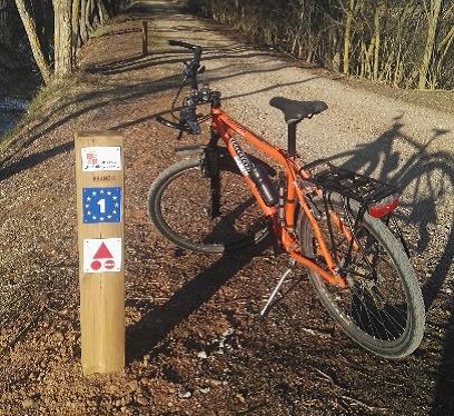 rutas de cicloturismo en Castilla y León
