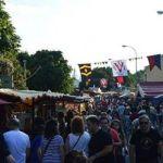 Mercado histórico de las Ferias y Fiestas de Salamanca