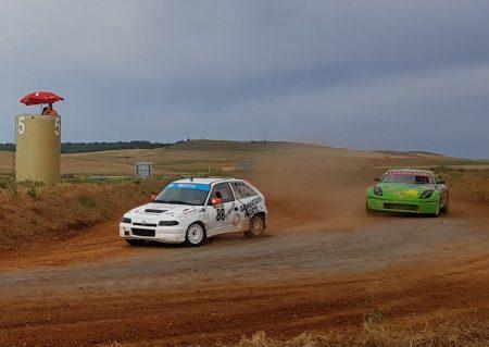 Los Cucharales Autocross en Valencia de Don Juan Villabraz