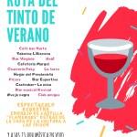 RUTA DEL TINTO DE VERANO 2019