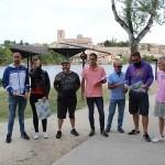 campaña de concienciación de preservación del entorno del río Duero