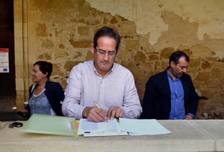 La Junta de Castilla y León inicia las obras de restauración de parte del Monasterio de Santa María de Sandoval