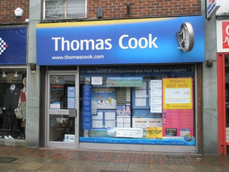 Thomas Cook in West Street