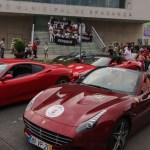 Bragança entra en el prestigioso mundo de Ferrari
