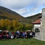 Visita al Alto Bernesga de alumnos de la ULE del Grado