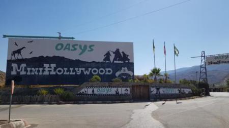oasys minihollywood almería