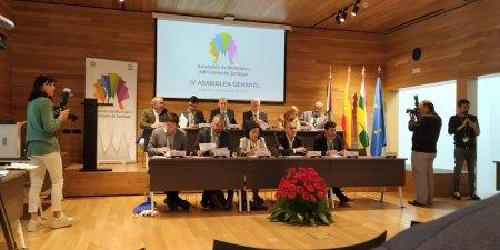 IV Asamblea General de la Asociación de Municipios del Camino de Santiago