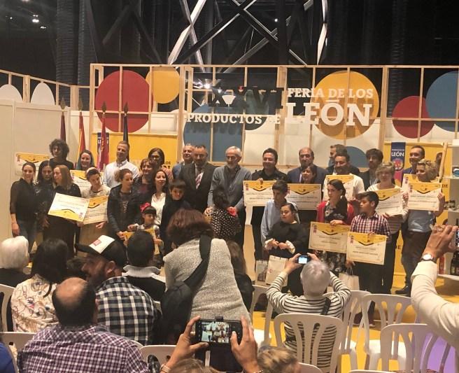 Clausura Feria Productos de León