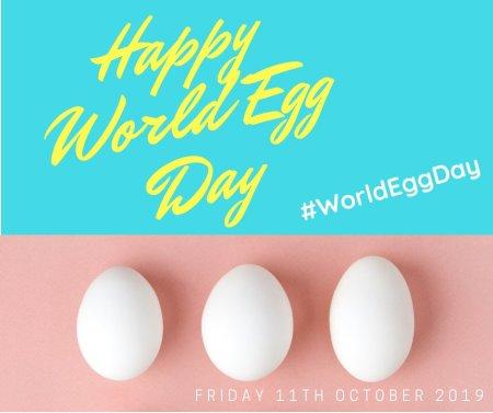 Día Mundial del Huevo 2019