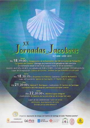 XX Jornadas Jacobeas de León
