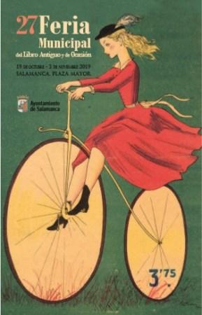 Feria Municipal del Libro Antiguo y de Ocasión de Salamanca