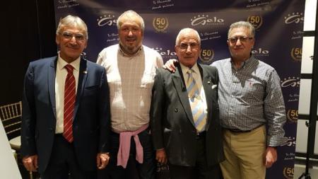 50 aniversario de GELO