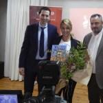 Nombramiento de Lydia Valentín como 'madrina vitalicia' del FID León