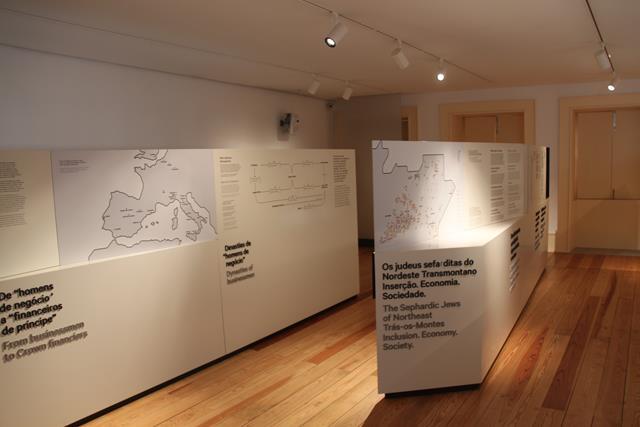 museo judío bragança