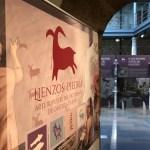 Exposición 'Lienzos de piedra: arte rupestre