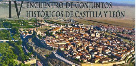 IV Encuentro de Conjunto Históricos de Castilla y León