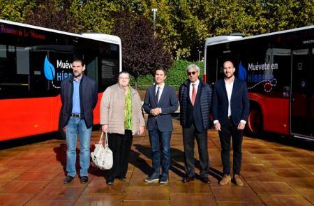 MONBUS Autobús híbrido Alcalá
