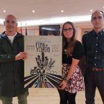 Germán Pérez Molina, ganador del concurso para el cartel de la Feria Febrero 2020 de Valencia de Don Juan
