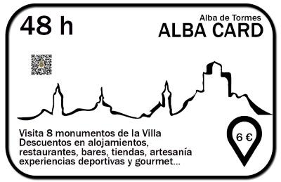 alba card
