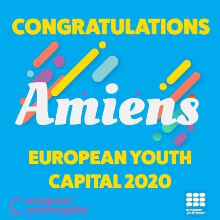 amiens capital europea de la juventud 2020