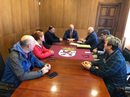 reunión alcalde de león conceyu