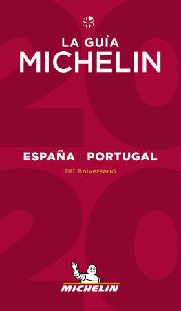 GUIA MICHELIN ESPAÑA - PORTUGAL 2020