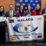 Capital Europea Deporte Málaga 2020