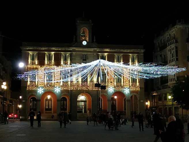 iluminación navideña 2019 zamora