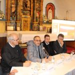 San Clemente acoge la presentación del Estudio de equipamientos de la Tebaida Berciana