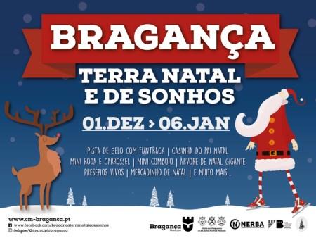Bragança, Terra Natal e de Sonhos