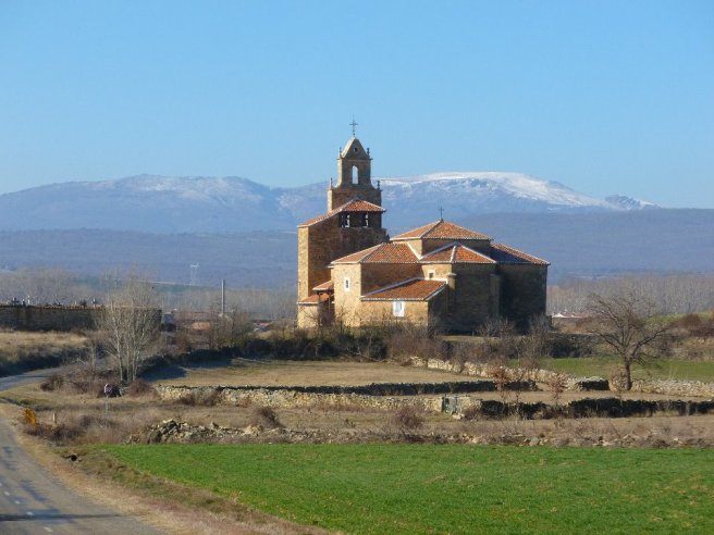 iglesia de val de san román